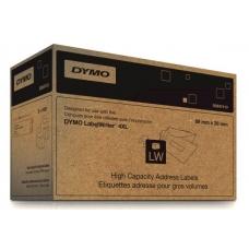 Адресные этикетки 89 x 28мм Dymo S0947410 (только для LW4XL) 1050 шт/рул. 2 рулона