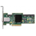 Адаптер LSI SAS9212-4I4E (PCI-E 2.0 x8, LP) SGL, LSI00192