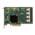 Адаптер LSI SAS9201-16I (PCI-E 2.0 x8) SGL, LSI00244