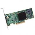 Контроллер LSI SAS9341-8I (PCI-E 3.0 x8, LP) SGL, LSI00407