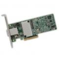 Контроллер LSI MegaRAID SAS 9380-8e (PCI-E x8 3.0, LP) SGL, LSI00335