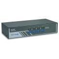 Четырёхпортовый КВМ-переключатель Trendnet TK-401R