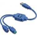 Переходник USB-PS/2 TRENDNet TU-PS2