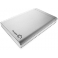 Внешний жесткий диск Seagate Backup Plus Slim Portable Drive Silver 2TB STDR2000201