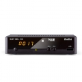 Цифровая приставка DVB-T/T2 с мультимедийным плеером SVEN EASY SEE-149 LED