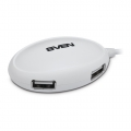 USB-хаб SVEN HB-401 White