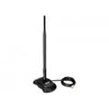 Комнатная всенаправленная антенна Wi-Fi с коэффициентом усиления 7 dBi TRENDNet TEW-AI07OB