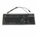 Клавиатура Gear Head KB2500UR Black (Bulk)