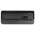 Комплект клавиатура + мышь Microsoft Wireless Optical Desktop 2000 Black USB