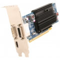 Видеокарта Sapphire Radeon HD 6450 625Mhz PCI-E 2.1 1024Mb 1600Mhz 64 bit 2xDVI HDMI HDCP