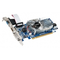 Видеокарта Gigabyte GeForce GT 620 700Mhz PCI-E 2.0 1024Mb 1200Mhz 64 bit DVI HDMI HDCP