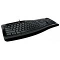 Клавиатура Microsoft Comfort Curve Keyboard 3000 Black USB