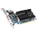 Видеокарта GIGABYTE GeForce GT 610 810Mhz PCI-E 2.0 1024Mb 1333Mhz 64 bit DVI HDMI HDCP