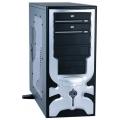 Корпус Foxconn TPS-230 500W Black/silver