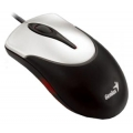 Мышь Genius NetScroll 100 Silver-Black USB