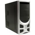 Корпус Foxconn TLA-570A 500W Black/silver