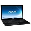 """Ноутбук Asus X54HR Black (Pentium B950 2100 Mhz/15.6""""/1366x768/ 2048Mb/320Gb/DVD-RW/AMD Radeon HD 7470M/Wi-Fi/DOS)"""