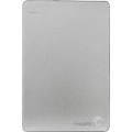 Внешний жесткий диск Seagate Backup Plus Slim Portable Drive 1TB Silver STDR1000201