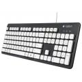 Клавиатура Logitech Washable Keyboard K310 Black USB