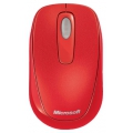 Мышь Microsoft Wireless Mobile Mouse 1000 Red USB
