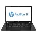Ноутбук HP Pavilion 17-e000er Silver