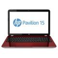 Ноутбук HP Pavilion 15-e071sr Red