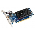 Видеокарта Gigabyte  Radeon HD 5450 650Mhz PCI-E 2.1 1024Mb 1333Mhz 64 bit DVI HDMI HDCP