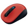 Мышь Microsoft Sculpt Mobile Mouse Red USB