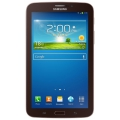 Планшетный ПК Samsung Galaxy Tab 3 7.0 SM-T2110 8Gb Gold /Brown