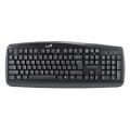 Клавиатура Genius KB-110 Black PS/2