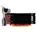 Видеокарта MSI GeForce GT 610 810Mhz PCI-E 2.0 1024Mb 1334Mhz 64 bit DVI HDMI HDCP