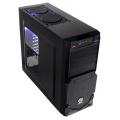 Корпус ThermaltakeCommander MS-II VN900A1W2N Black