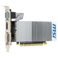 Видеокарта MSIGeForce 210 589Mhz PCI-E 2.0 512Mb 1000Mhz 64 bit DVI HDMI HDCP TurboCache