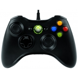 Контроллер Microsoft Xbox 360 Controller for Windows Black