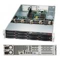 Серверная платформа SuperMicro SuperServer 6027R-N3RF4+ 2U