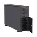 Серверная платформа SuperMicro SuperWorkstation 7047R-TRF