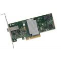 Контроллер LSI SAS9300-4i4e (PCI-E 3.0 x8, LP) sng, LSI00348
