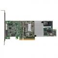 Контроллер LSI SAS9361-4I (PCI-E 3.0 x8, LP) SGL, LSI00415