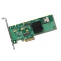 Адаптер LSI SAS9211-4I (PCI-E 2.0 x4, LP) SGL, LSI00190