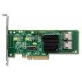 Адаптер LSI SAS9211-8I (PCI-E 2.0 x8, LP) KIT, LSI00195