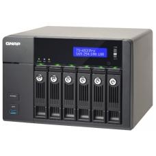 Сетевой накопитель (NAS) QNAP TS-653 Pro