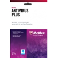 Антивирус McAfee AntiVirus Plus 2013 Карта активации