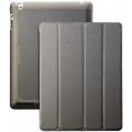 Чехол для планшета iPad Cooler Master WakeUpFolio CarbonTexture, бронзовый
